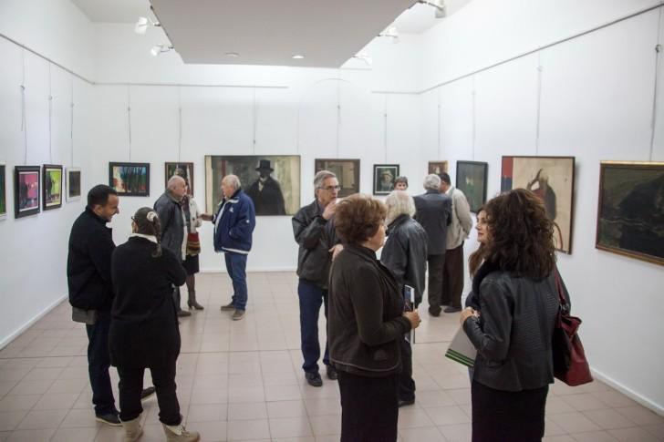 Sa otvaranja izložbe u Muzeju