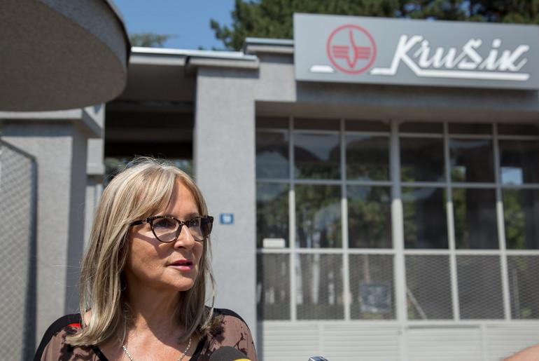 Ranka Savić (foto: Đorđe Đoković)